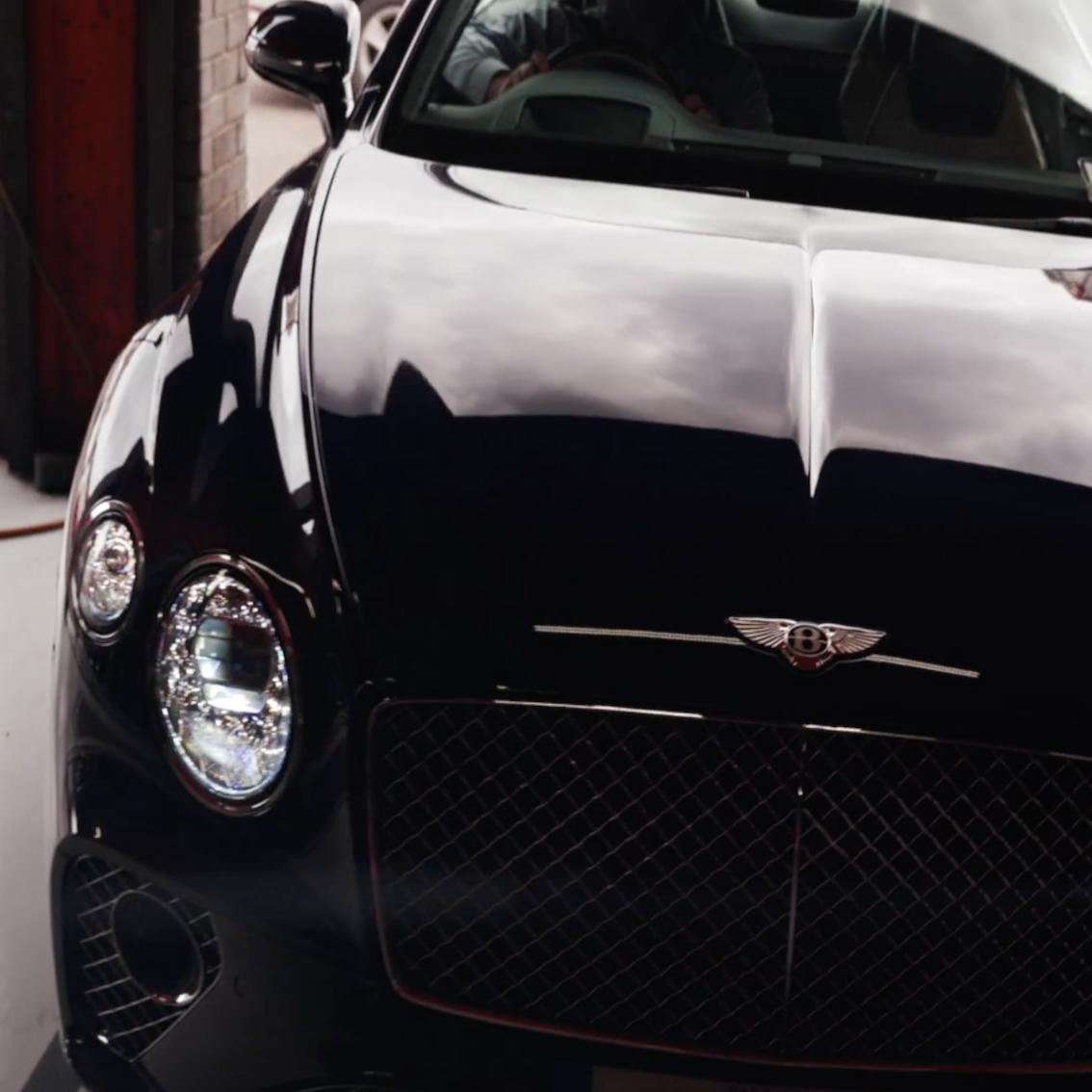 Bentley Project