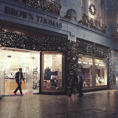 Brown Thomas Christmas 2020